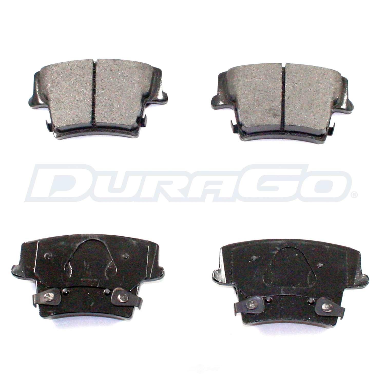 DURAGO - Disc Brake Pad - D48 BP1057MS