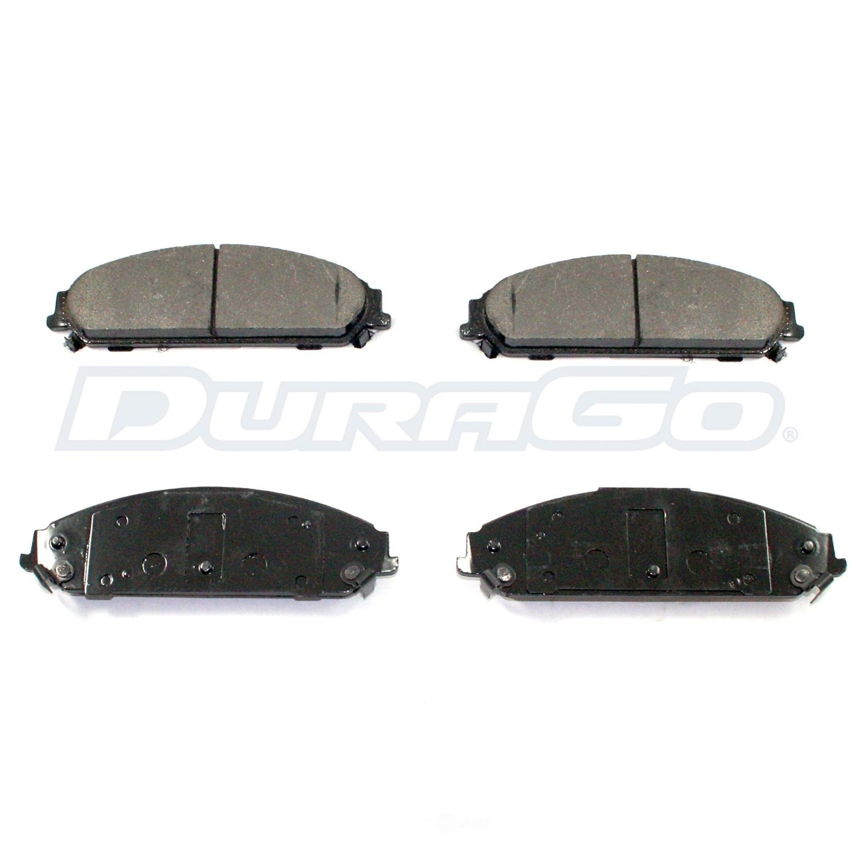 DURAGO - Disc Brake Pad - D48 BP1058C