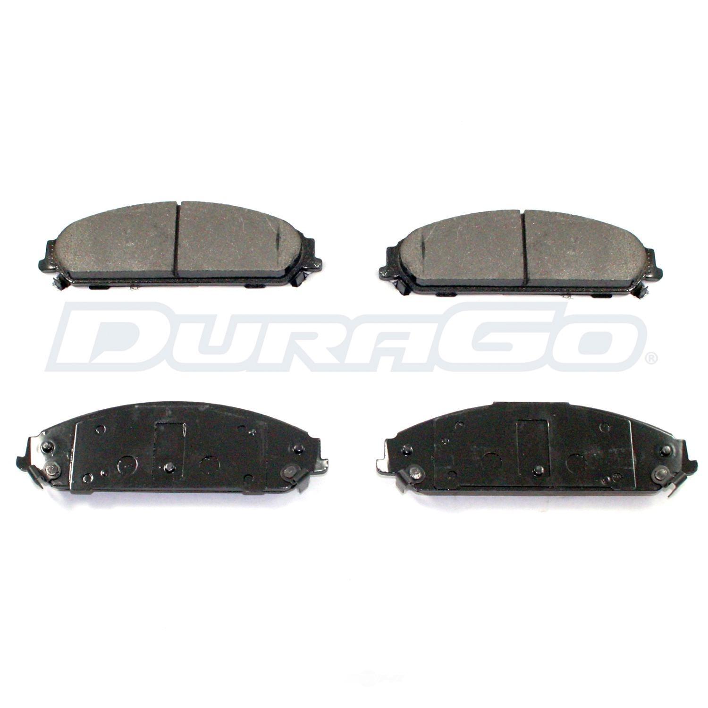 DURAGO - Disc Brake Pad - D48 BP1058MS