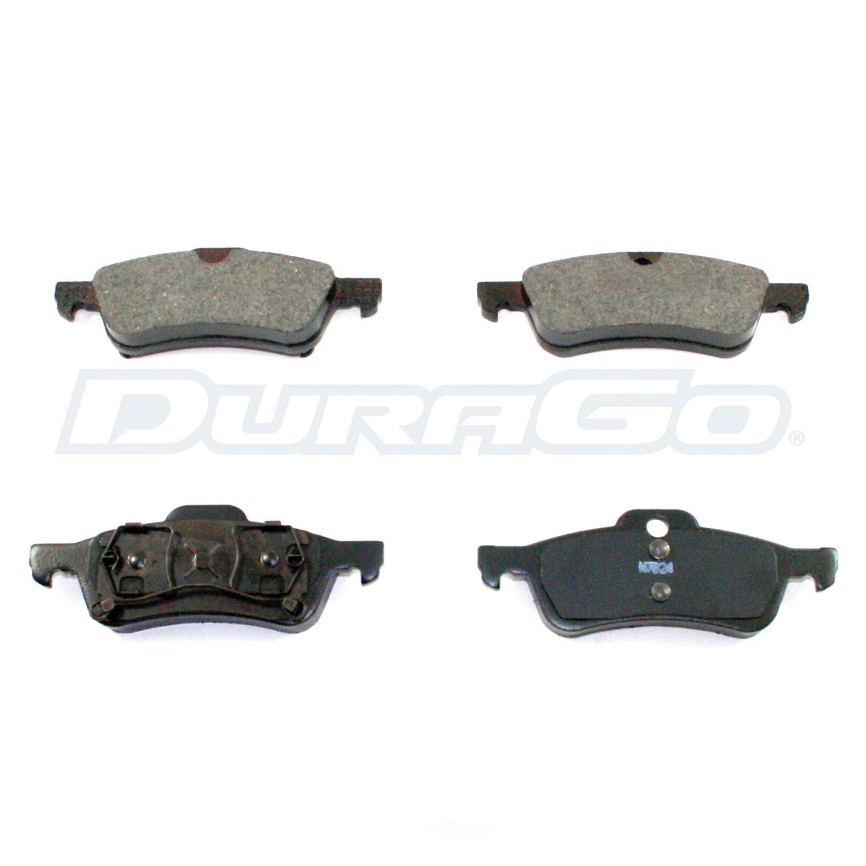 DURAGO - Disc Brake Pad - D48 BP1060MS