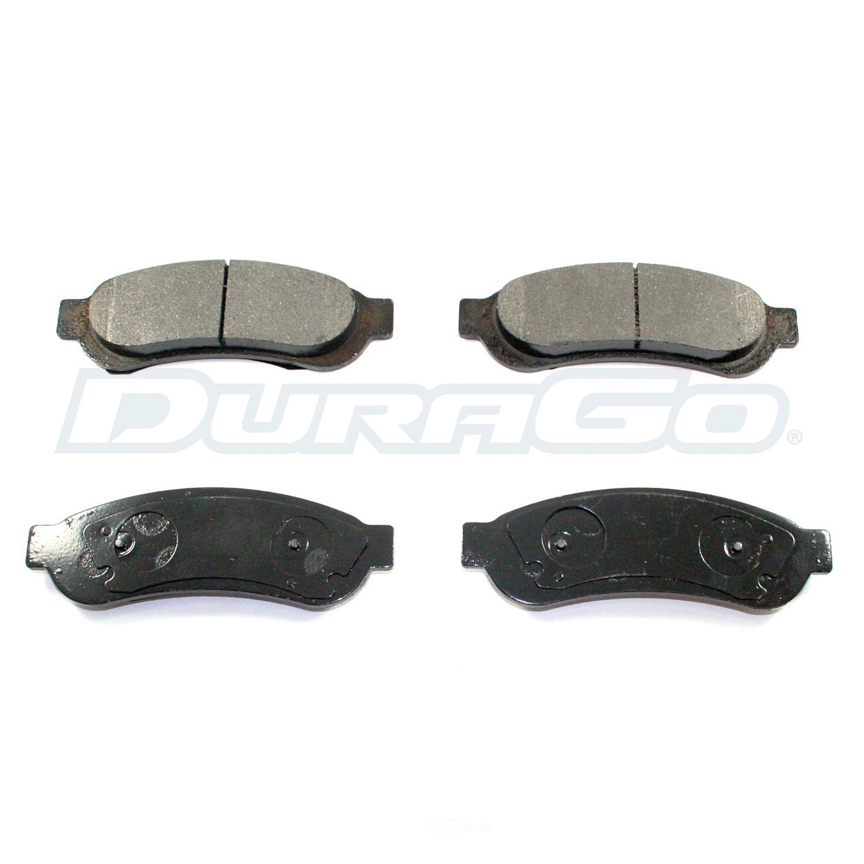 DURAGO - Disc Brake Pad - D48 BP1067C
