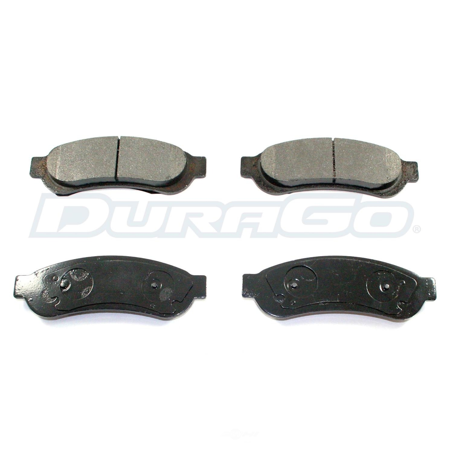 DURAGO - Disc Brake Pad - D48 BP1067MS