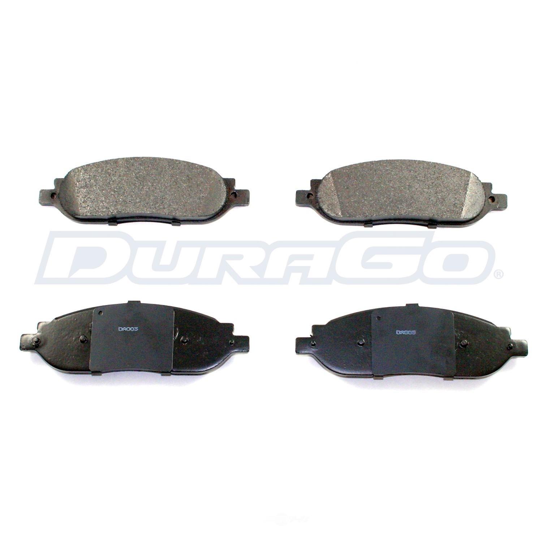 DURAGO - Disc Brake Pad - D48 BP1068C
