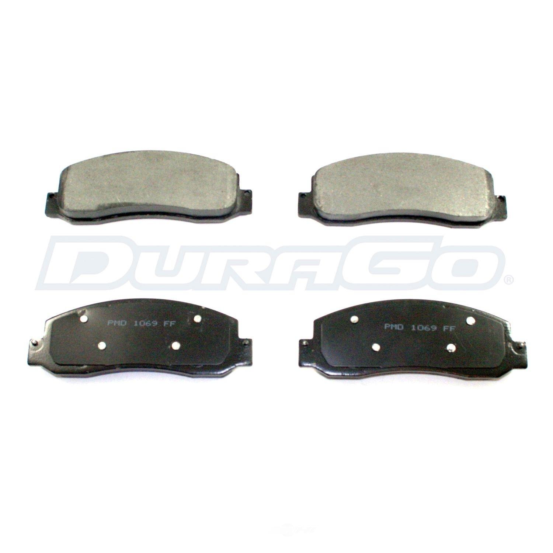 DURAGO - Disc Brake Pad - D48 BP1069MS