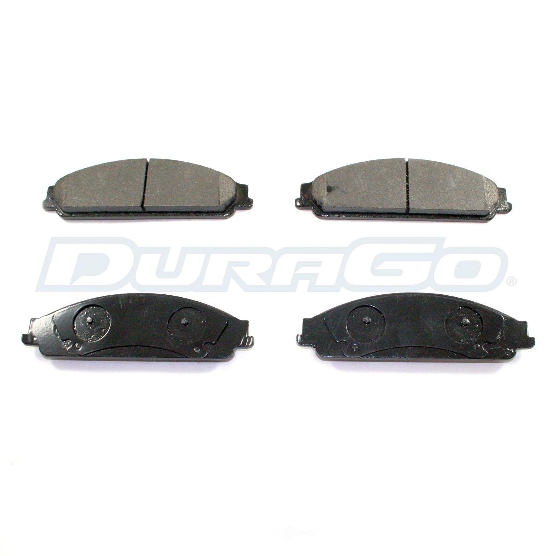 DURAGO - Disc Brake Pad - D48 BP1070MS