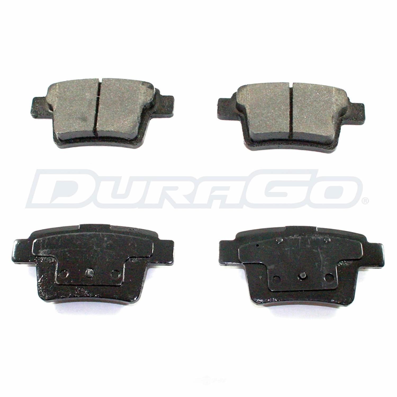 DURAGO - Disc Brake Pad - D48 BP1071MS