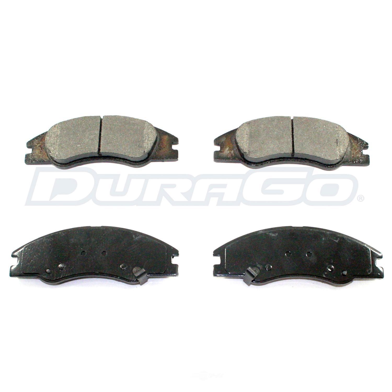 DURAGO - Disc Brake Pad - D48 BP1074MS