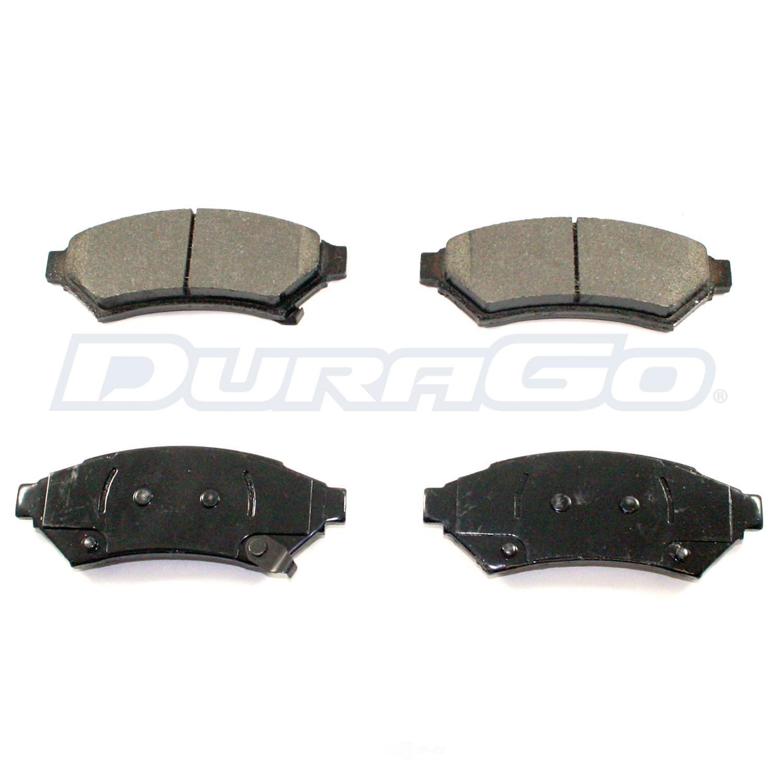 DURAGO - Disc Brake Pad - D48 BP1075C
