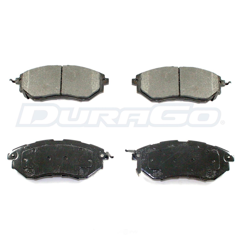 DURAGO - Disc Brake Pad - D48 BP1078C