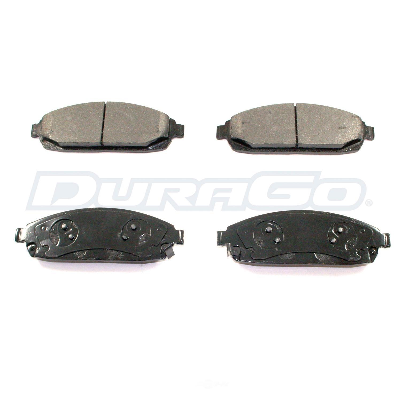 DURAGO - Disc Brake Pad - D48 BP1080C
