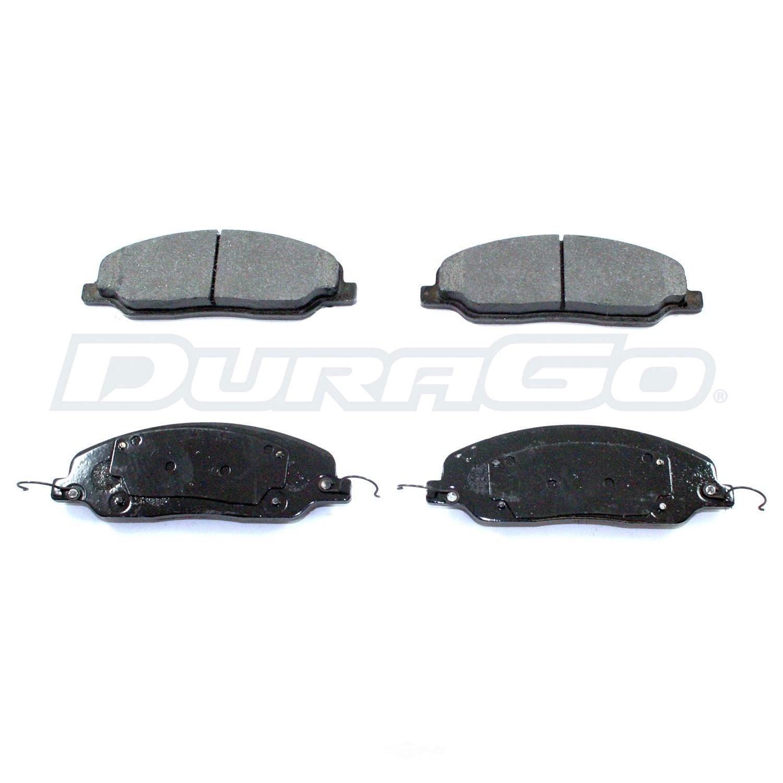 DURAGO - Disc Brake Pad - D48 BP1081MS
