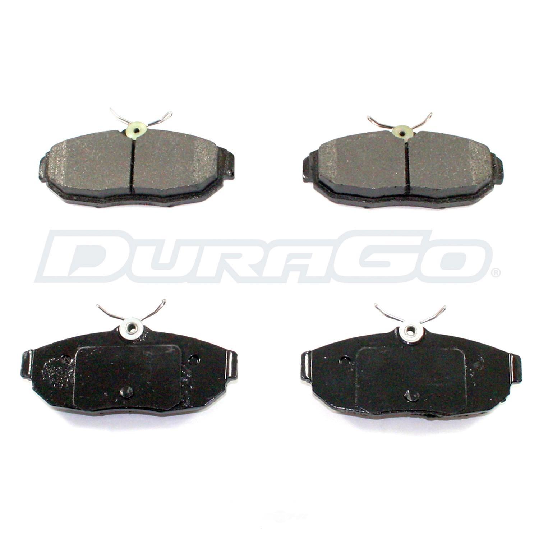 DURAGO - Disc Brake Pad - D48 BP1082C