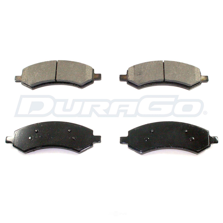 DURAGO - Disc Brake Pad - D48 BP1084MS