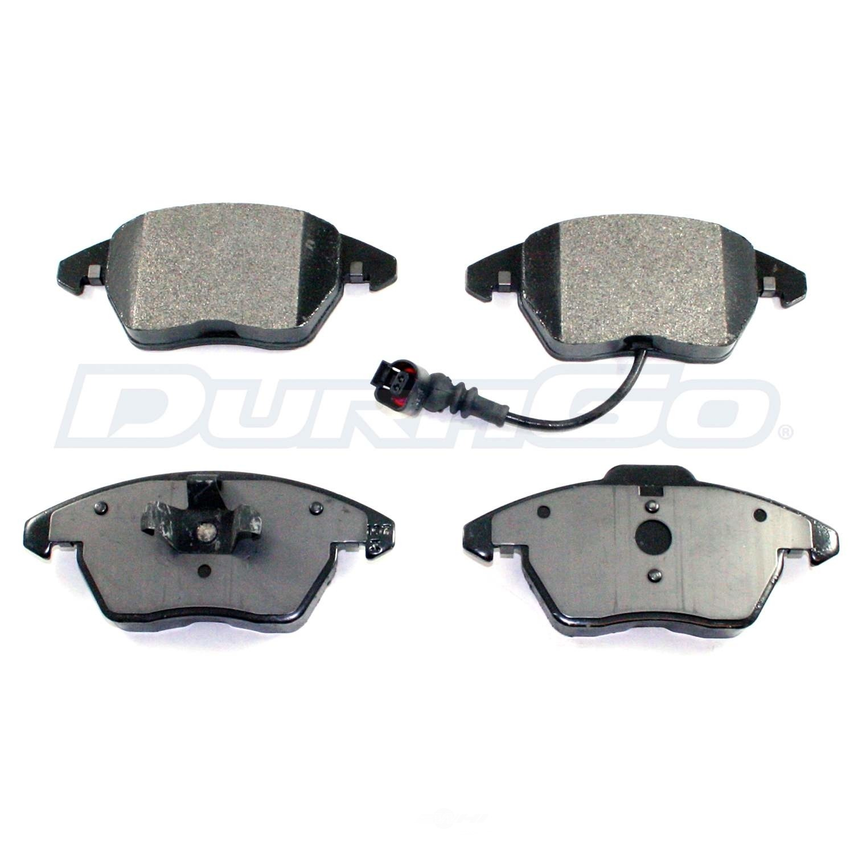 DURAGO - Disc Brake Pad - D48 BP1107AMS