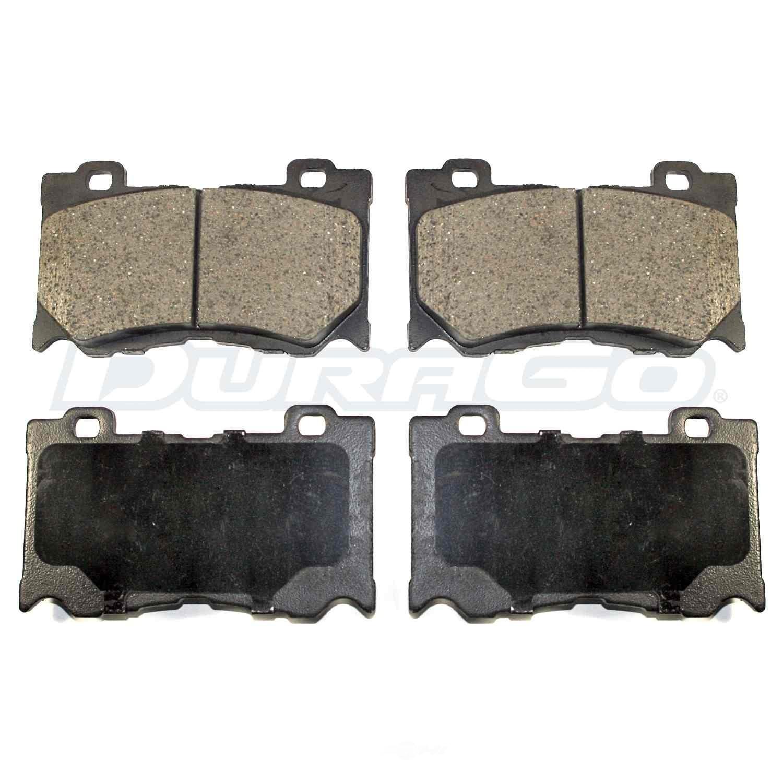 DURAGO - Disc Brake Pad (Front) - D48 BP1346C