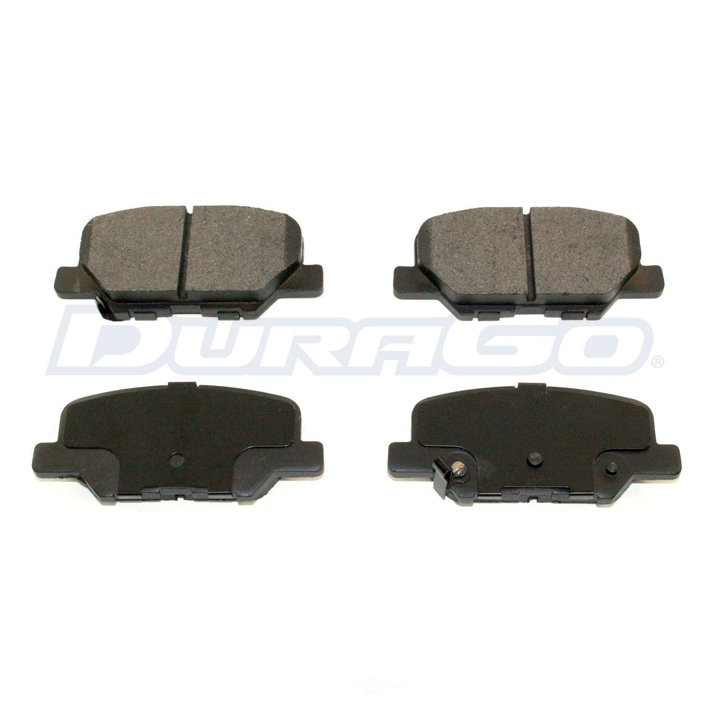 DURAGO - Disc Brake Pad - D48 BP1679MS