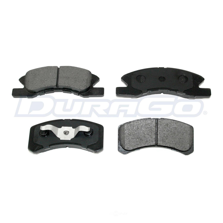 DURAGO - Disc Brake Pad - D48 BP1731C