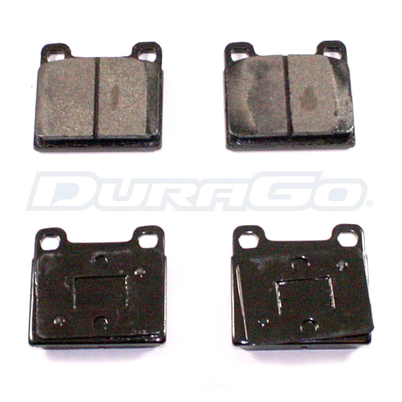 DURAGO - Disc Brake Pad - D48 BP31C