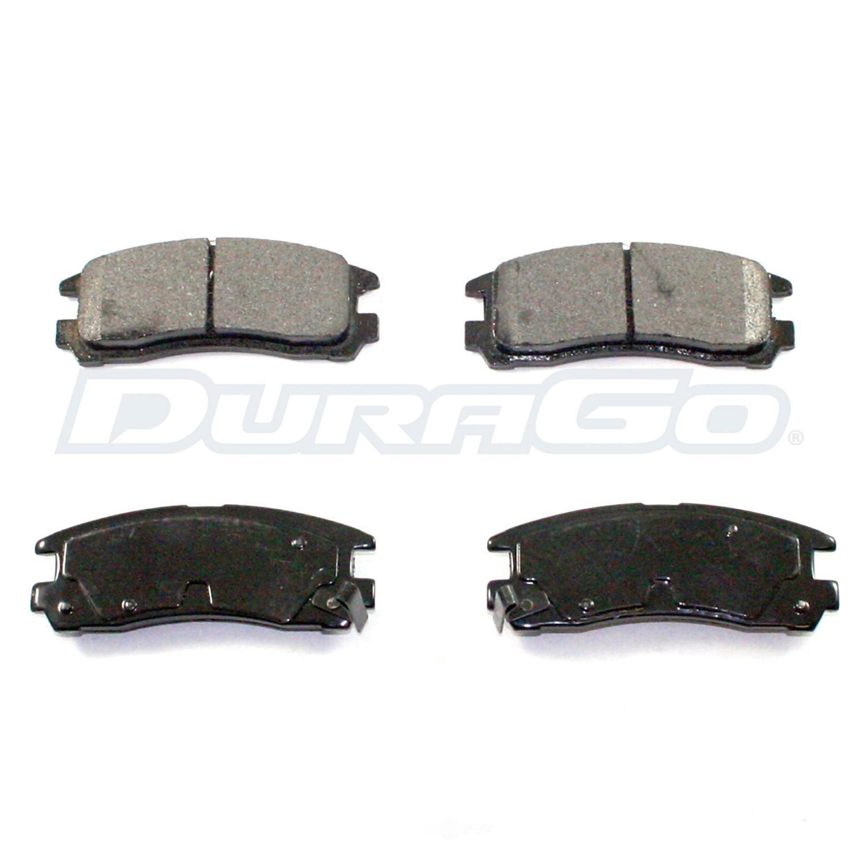DURAGO - Disc Brake Pad - D48 BP383C
