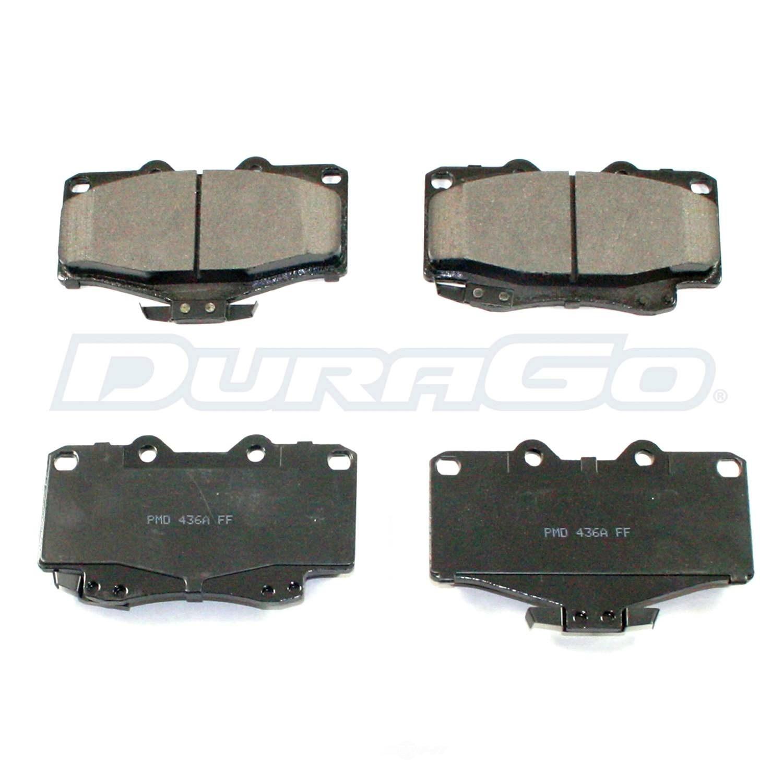 DURAGO - Disc Brake Pad - D48 BP436AMS
