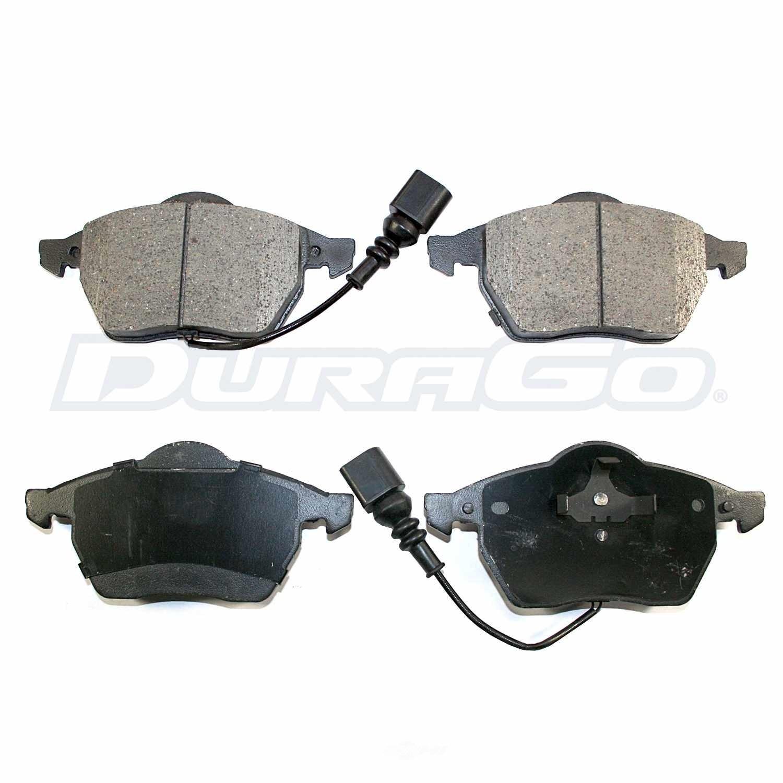 DURAGO - Disc Brake Pad - D48 BP687AMS