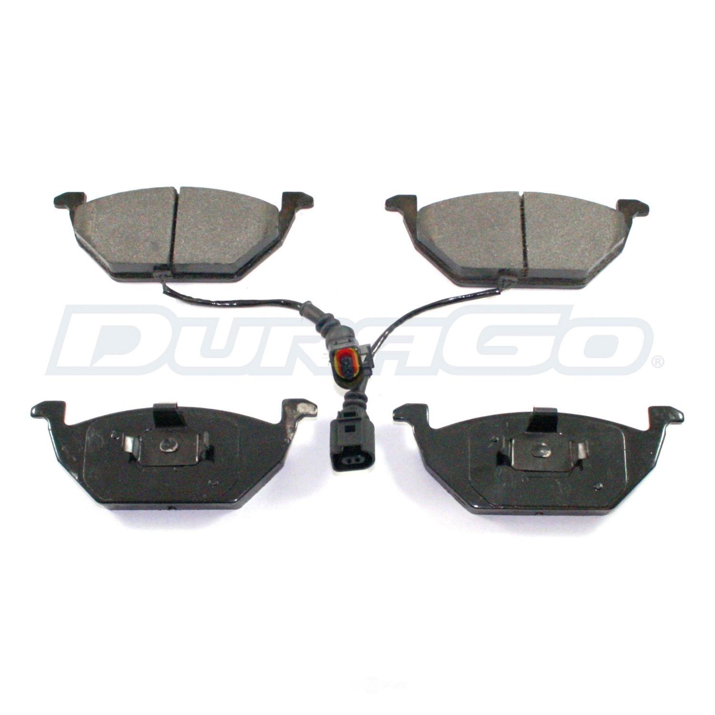 DURAGO - Disc Brake Pad - D48 BP768AMS