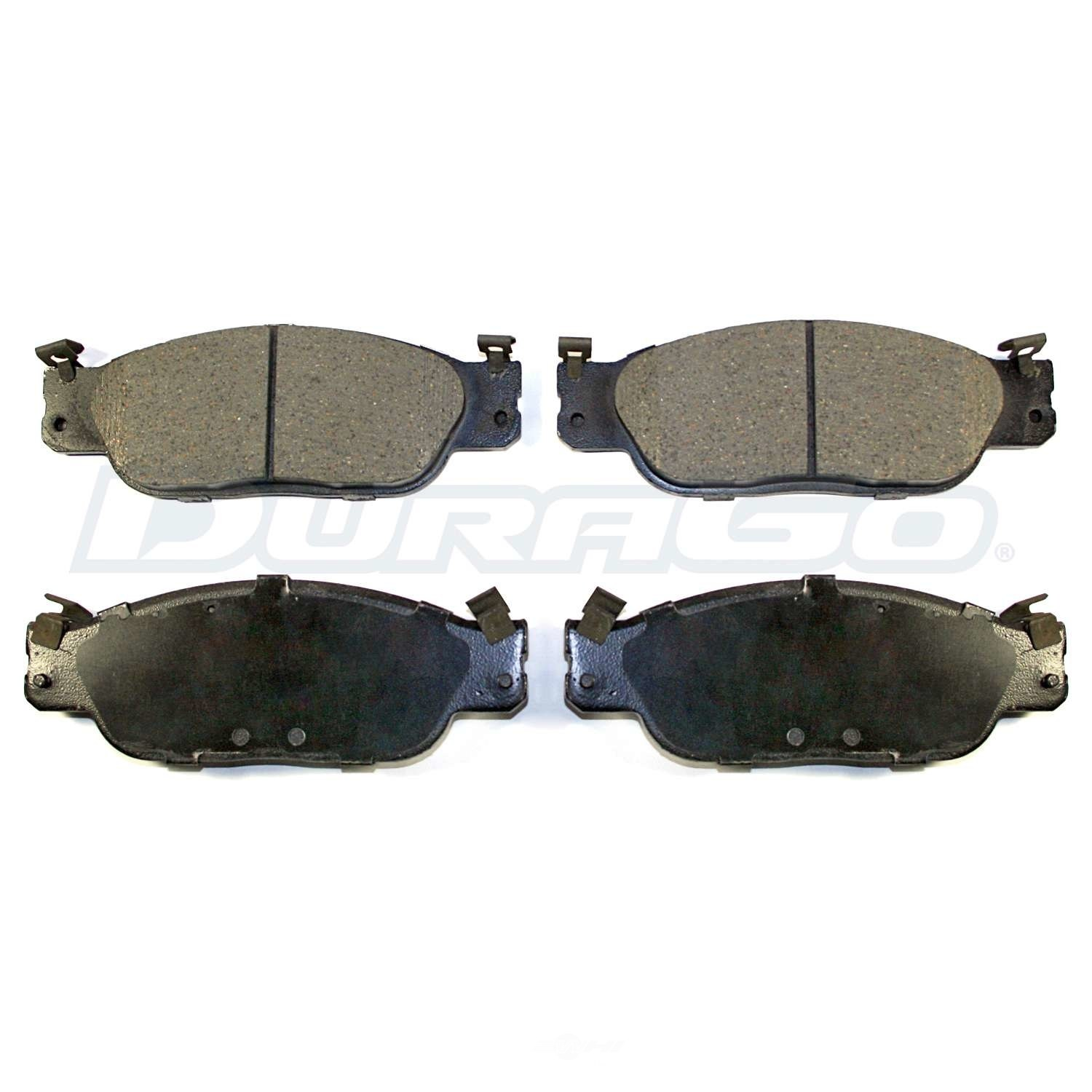 DURAGO - Disc Brake Pad - D48 BP849AMS