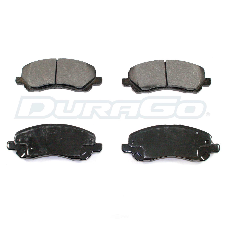 DURAGO - Disc Brake Pad (Front) - D48 BP866MS