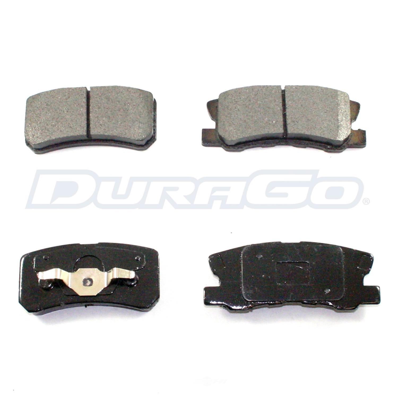 DURAGO - Disc Brake Pad (Rear) - D48 BP868MS