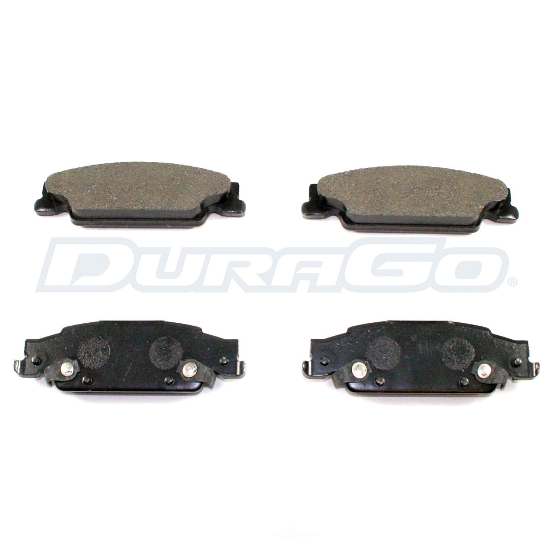 DURAGO - Disc Brake Pad - D48 BP922AC