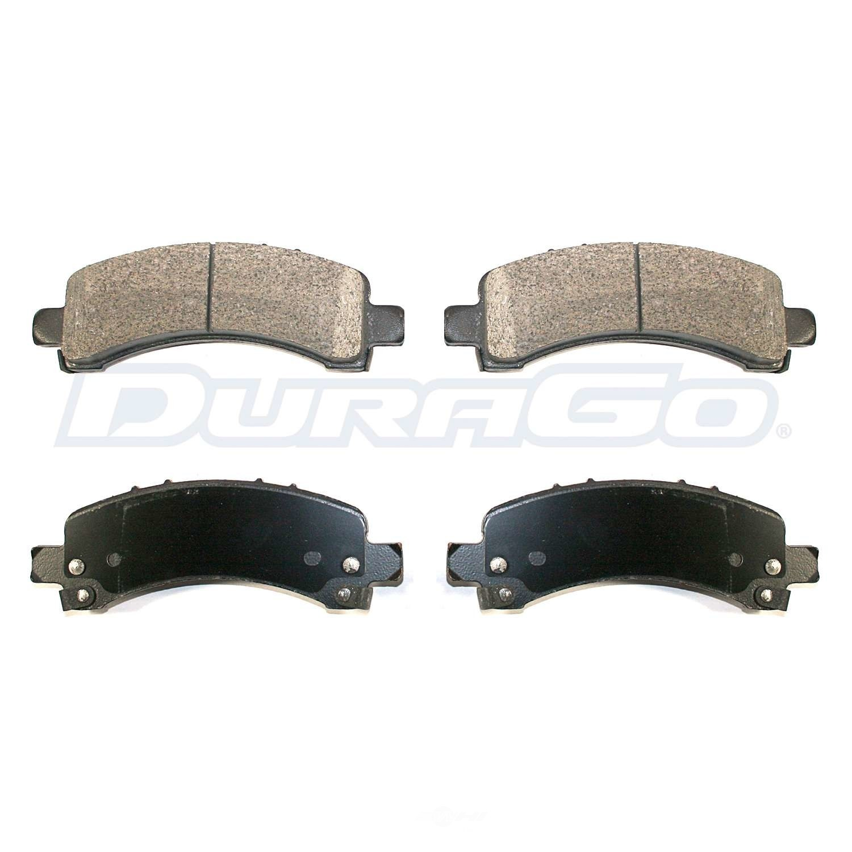 DURAGO - Disc Brake Pad - D48 BP974AC