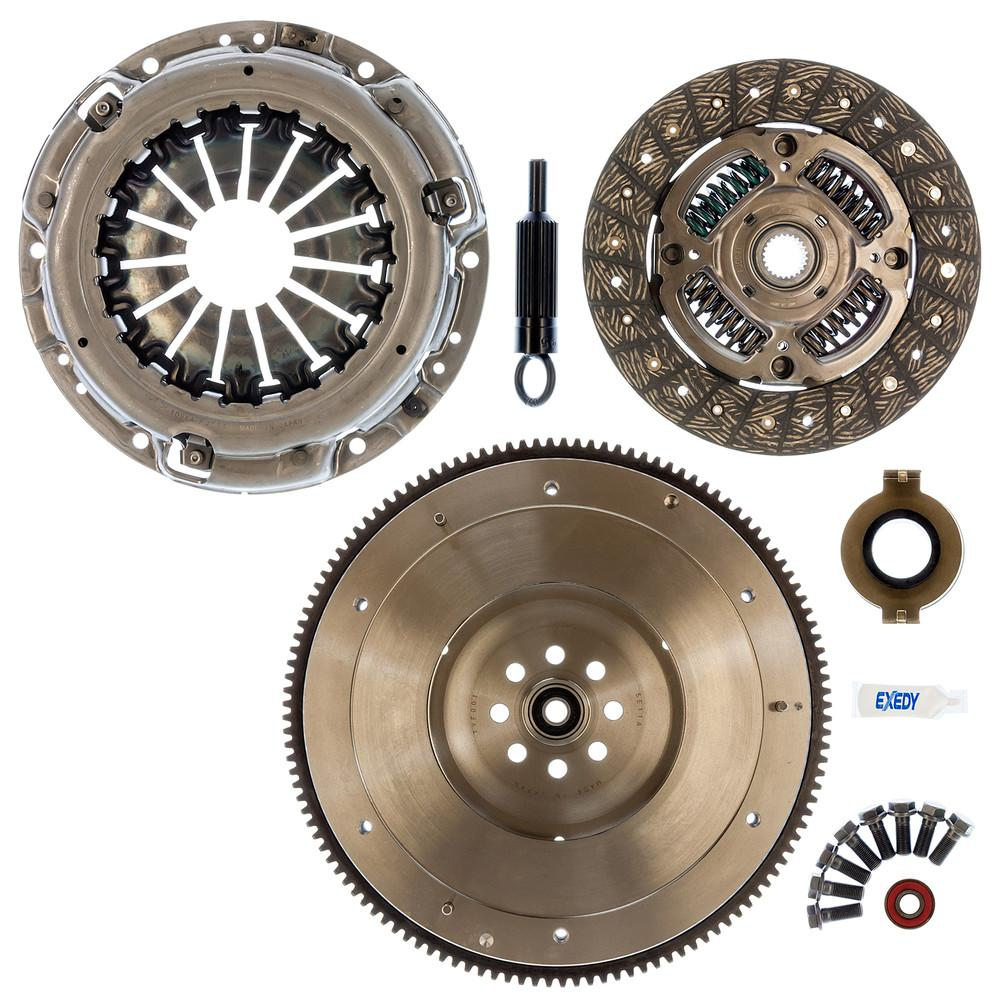 EXEDY - Clutch and Flywheel Kit - DAK FJK1001FW