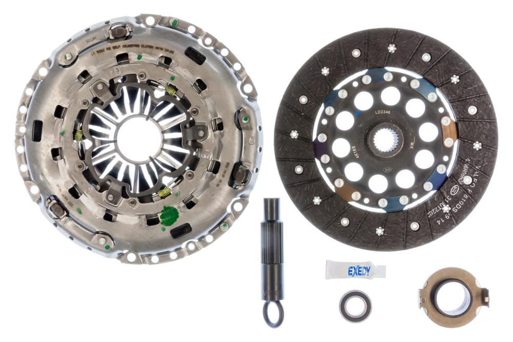 EXEDY (FORMALLY DAIKIN) - Clutch Kit - DAK HCK1007