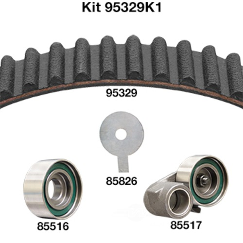 DAYCO PRODUCTS LLC - Engine Timing Belt Component Kit - DAY 95329K1