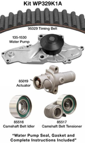 DAYCO PRODUCTS LLC - Engine Timing Belt Component Kit - DAY WP329K1A
