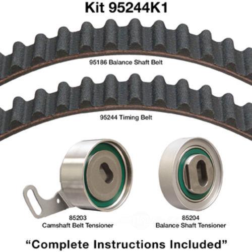 DAYCO PRIVATE LABEL - BCWL Timing Belt Component Kit - DAP 95244K1