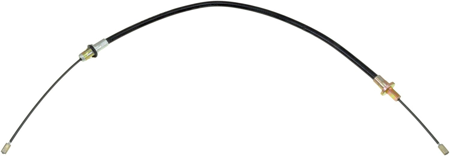 DORMAN - FIRST STOP - Parking Brake Cable (Front) - DBP C93536