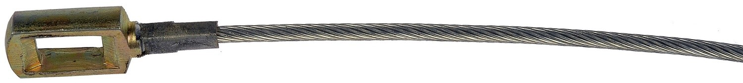 DORMAN - FIRST STOP - Parking Brake Cable (Front) - DBP C94106