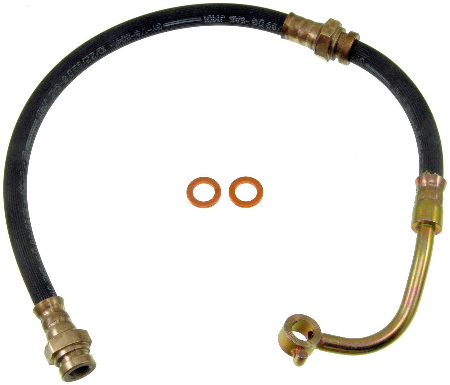 DORMAN - FIRST STOP - Brake Hydraulic Hose (Rear Left) - DBP H116287