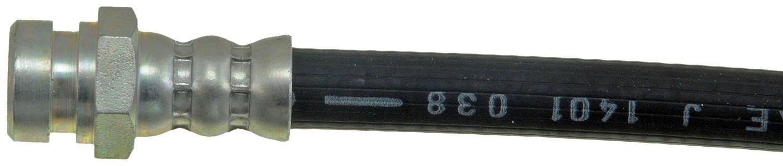 DORMAN - FIRST STOP - Brake Hydraulic Hose (Rear Left) - DBP H380034