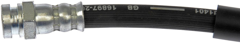 DORMAN - FIRST STOP - Brake Hydraulic Hose (Rear Left) - DBP H621821