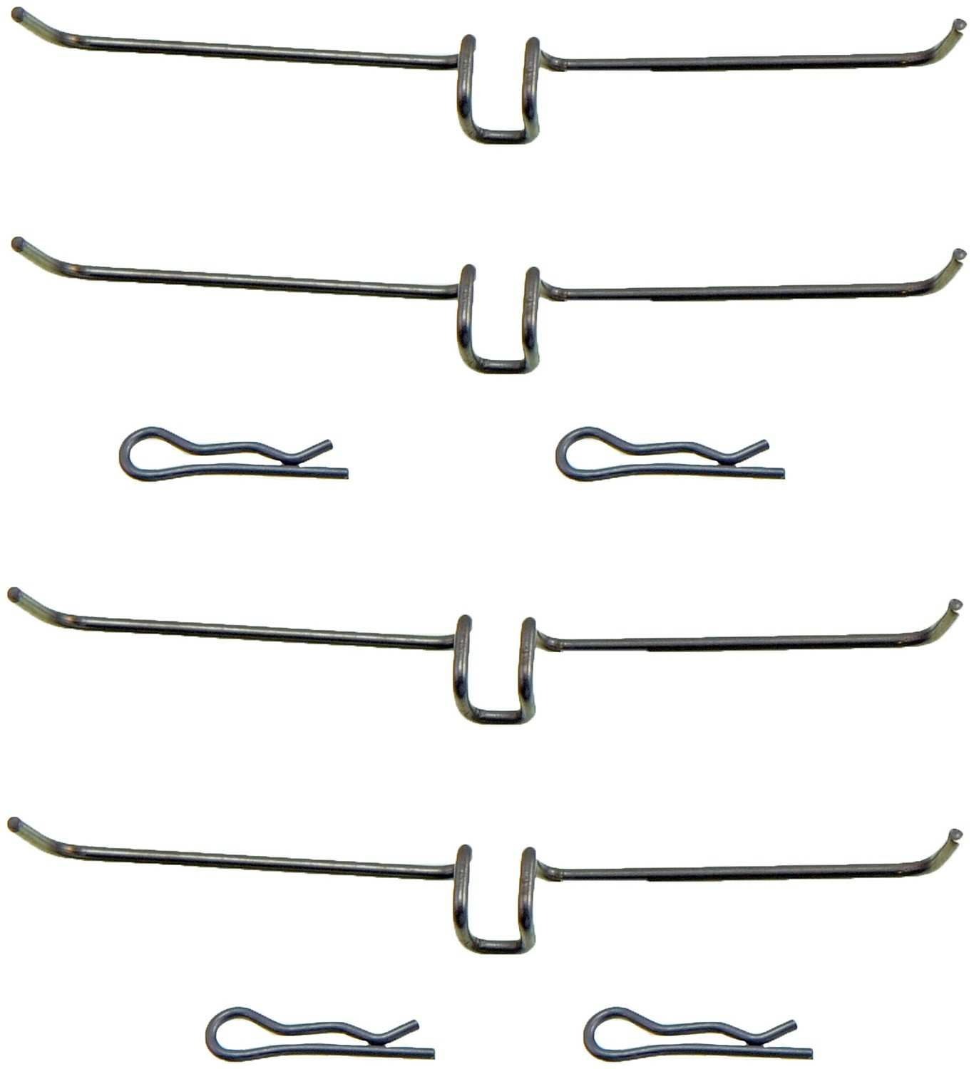 DORMAN - FIRST STOP - Disc Brake Hardware Kit (Front) - DBP HW13066