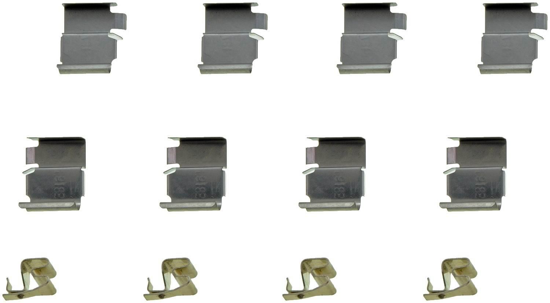 DORMAN - FIRST STOP - Disc Brake Hardware Kit (Front) - DBP HW13111