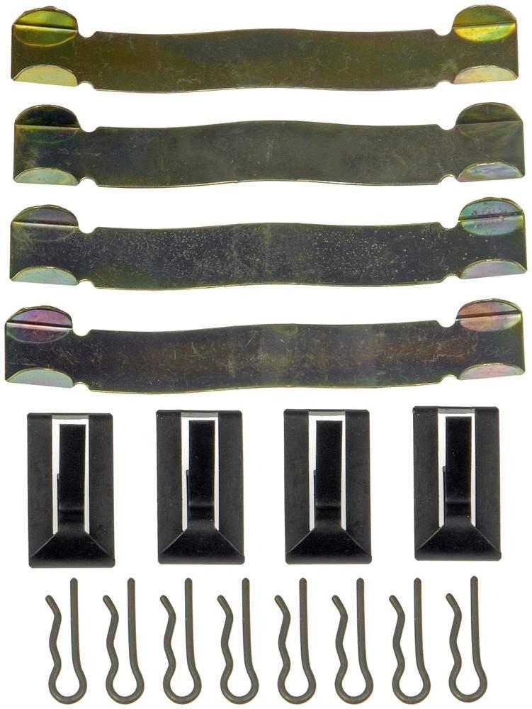 DORMAN - FIRST STOP - Disc Brake Hardware Kit (Front) - DBP HW13137