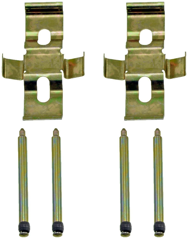 DORMAN - FIRST STOP - Disc Brake Hardware Kit (Front) - DBP HW13200