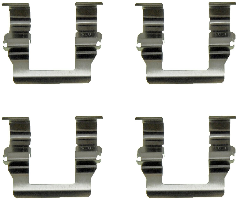 DORMAN - FIRST STOP - Disc Brake Hardware Kit (Front) - DBP HW13281