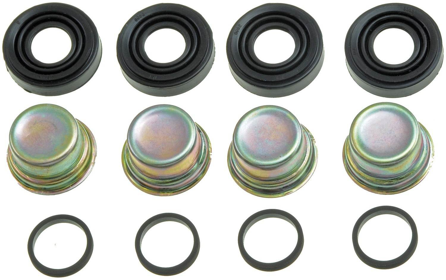 DORMAN - FIRST STOP - Disc Brake Caliper Bushing (Front) - DBP HW16028