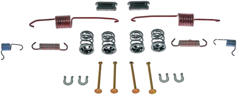 PRONTO/DORMAN - Drum Brake Hardware Kit (Rear) - PNU HW17282