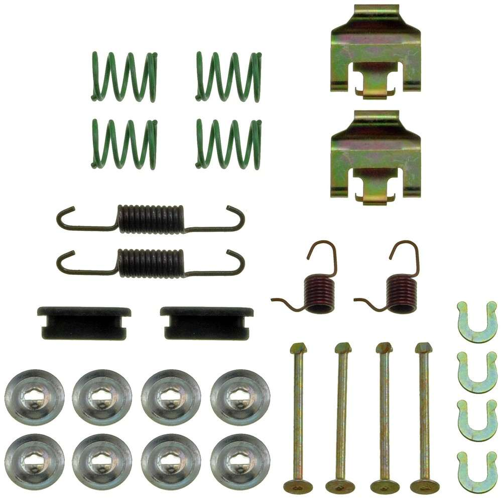 DORMAN - FIRST STOP - Drum Brake Hardware Kit (Rear) - DBP HW17286