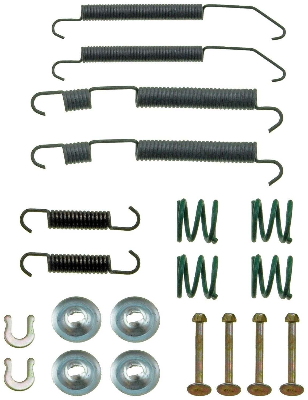 DORMAN - FIRST STOP - Drum Brake Hardware Kit (Rear) - DBP HW17319